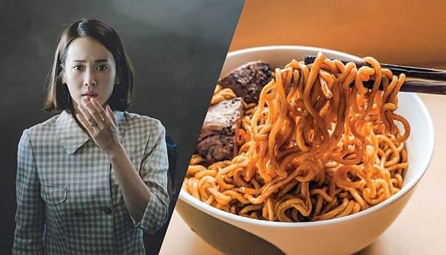 What are 'Ram-don' noodles, from the Oscar-winning film Parasite, and why do they look so tasty?