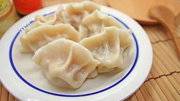 【台北美食】曾餃子手工水餃-特殊的剝皮辣椒、胡椒牛肉水餃