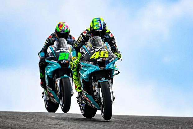 Rossi Berharap Cuaca Tak Berangin di MotoGP Jerez
