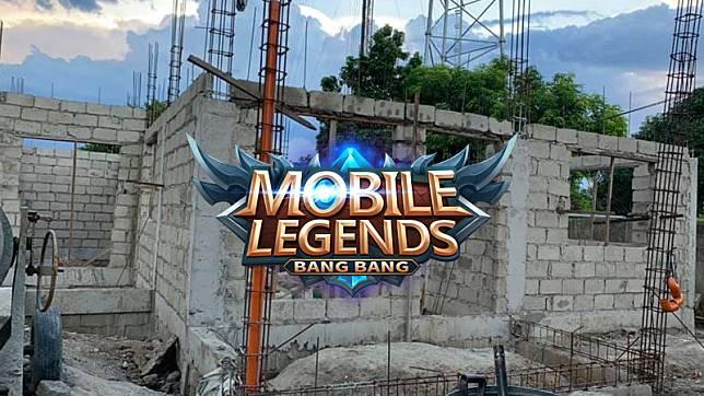 Gamer Asal Filipina Ini Berhasil Bangun Rumah dari Mobile Legends