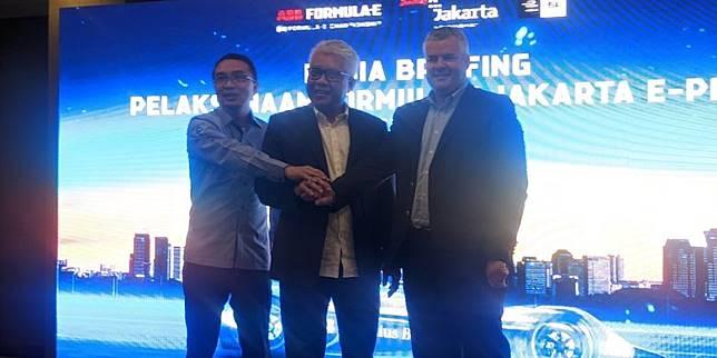 Dua Balap Formula di Asia Batal karena Virus Corona, Dirut Jakpro: Indonesia Still Go Ahead