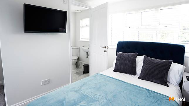 10 ดีไซน์ ห้องนอนขนาดเล็ก น่าอยู่