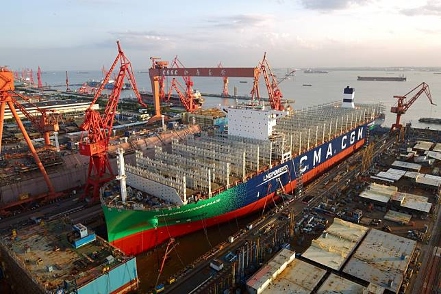 Outlook for global shipbuilding industry dismal as order books have halved and 'touching historic lows'