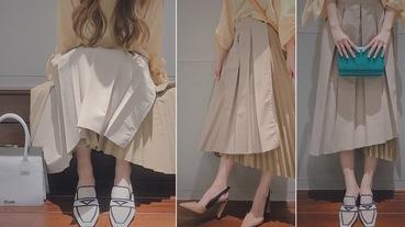 2020小CK必敗春季新品:CHARLES & KEITH「優雅皮革X粉嫩配色X網紗果凍」5款仙氣鞋包