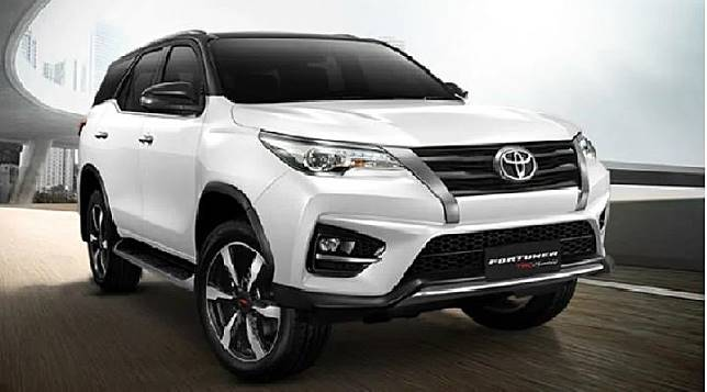Toyota Fortuner TRD Sportivo 2 2018. Sumber: auto.ndtv.com
