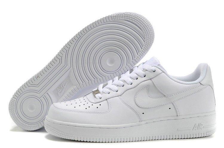 Nike Air Force 1 全白空軍一號 男女鞋