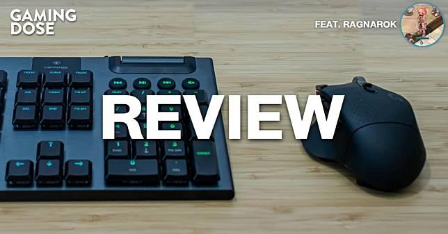 Review: Logitech G913 และ G604 คู่หูอุปกรณ์มาโคร ที่จะเปลี่ยนการเล่น RO ของคุณให้ง่ายขึ้น