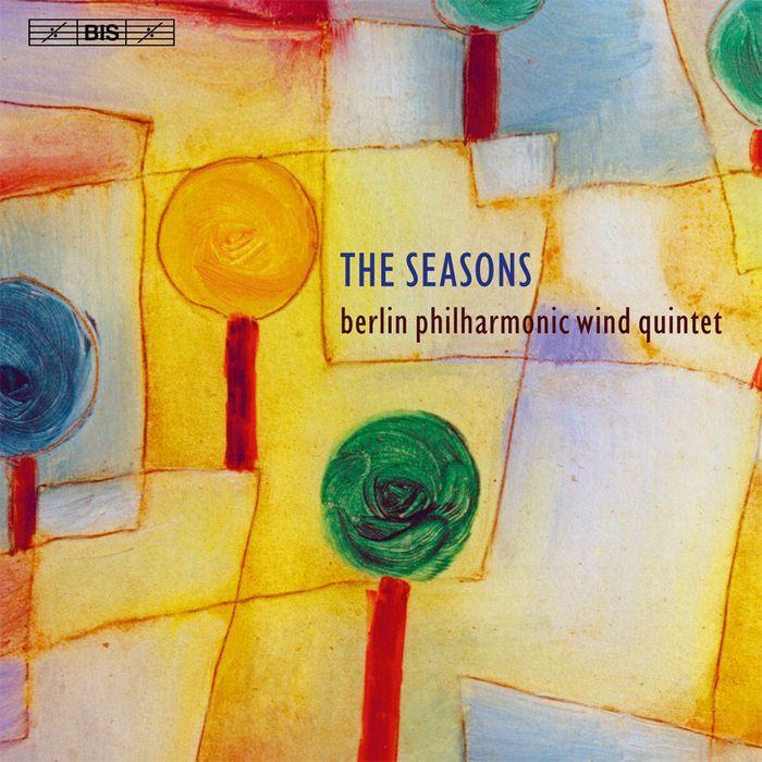 (BIS) 柏林愛樂木管五重奏 四季詩情 Berlin Philharmonic Wind Quintet CD2072