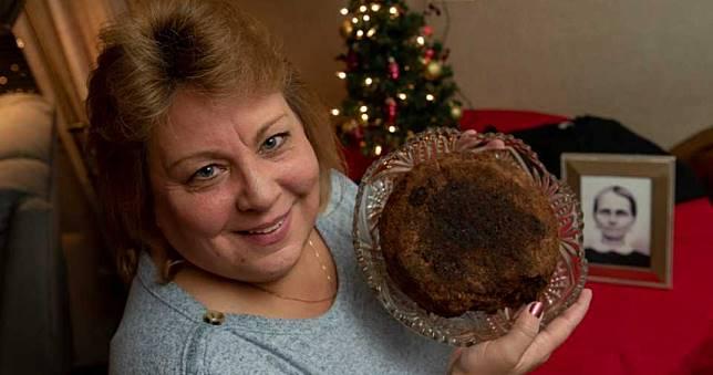 傳家之寶是塊「水果蛋糕」!保存141年曾被嚐過2次
