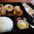 豚カツ御膳 - 実際訪問したユーザーが直接撮影して投稿した内藤町その他飲食店楽羽亭の写真のメニュー情報