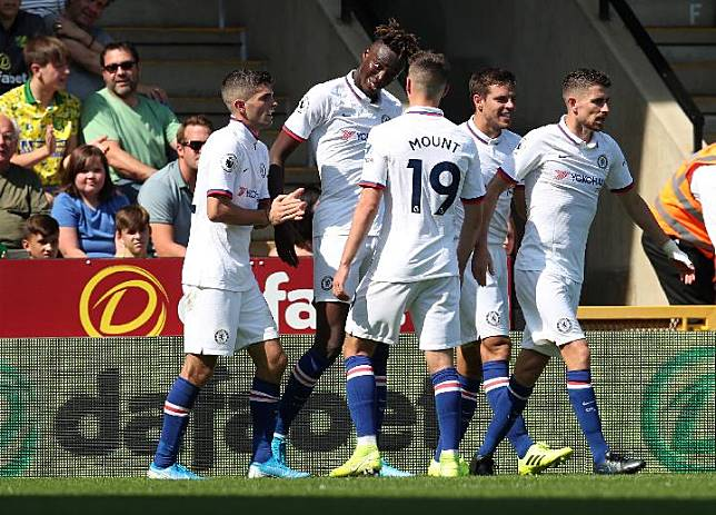 Chelsea FC. Reuters