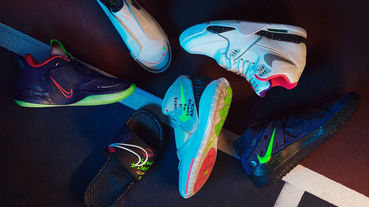 官方新聞 / Nike 推出全新「籃球之星」系列產品致敬校園籃球文化