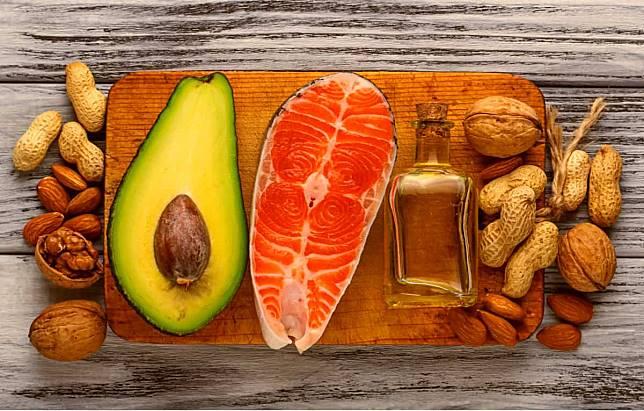 Omega 3脂肪酸~降血壓與三酸甘油酯