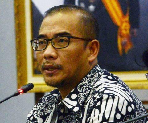 Komisioner KPU RI Hasyim Asy'ari.