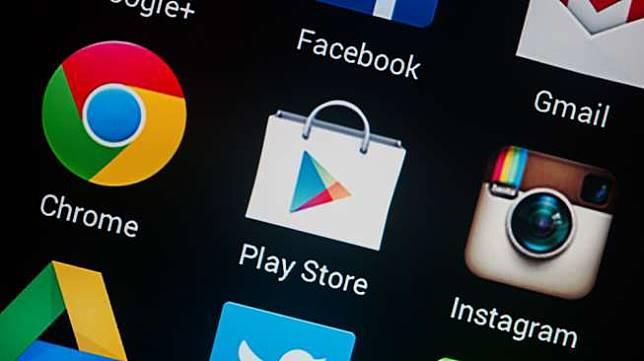 Google Play Store [shutterstock]