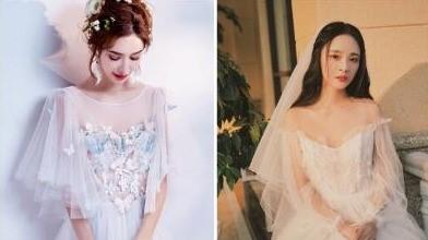 小清新森林系輕婚紗熱潮正流行!準新娘不容錯過的 8 件輕婚紗