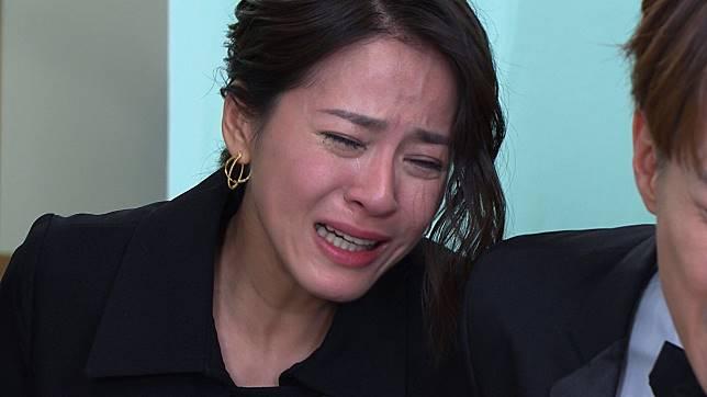 thumbnail_蘇晏霈飾演思思,轉換心情讓她也淚崩了。民視提供
