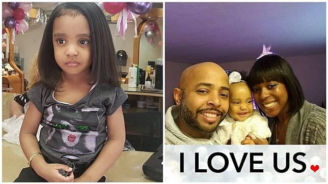 美國一名男子為了報復前女友,竟將2人的3歲女兒活活綁在車內燒死她。(圖/翻攝自臉書)