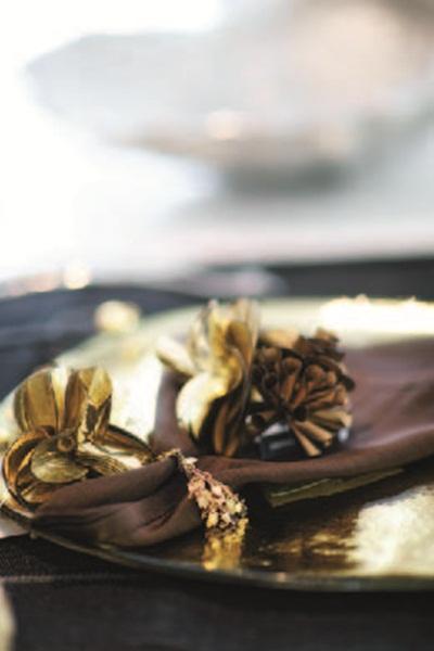 【快樂過聖誕】聖誕節的餐桌佈置