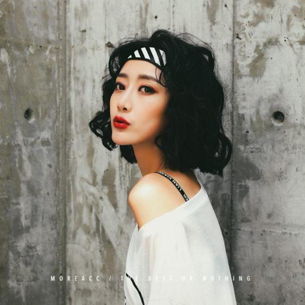 韓版束髮帶嘻哈街頭潮人男士洗臉運動寬邊ins頭巾歐美個性頭帶女