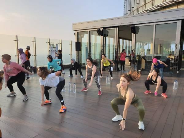 Total Body Workout, Olahraga Efektif untuk Para Moms