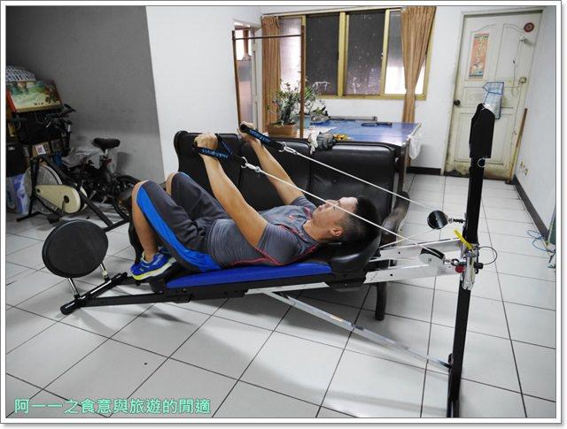 全能健身房Total Gym XLS減肥小鮮肉猛男羅禮士愛享客image042