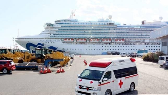 คนบนเรือไดมอนด์ ปรินเซสที่เทียบท่าโยโกฮามาเสียชีวิตเป็นรายที่ 6