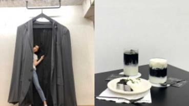 RED VELVET IRENE也打卡!「無色彩咖啡廳」韓國大流行中!