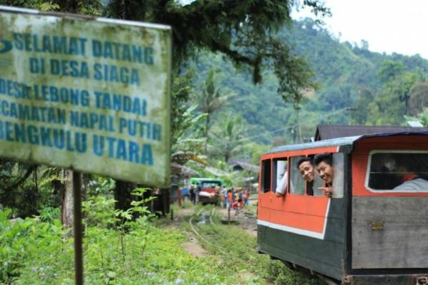 Menyusur Kota Kuno nan Mewah Belanda di Perut Hutan Sumatera