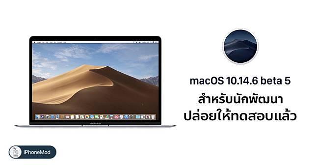 Apple Release Macos 10 14 6 Beta 5 Mojave Beta 5 Developer