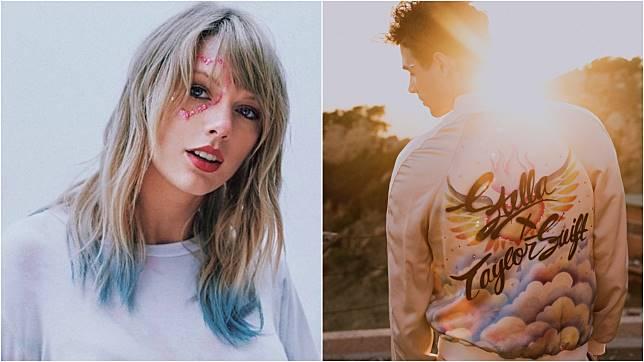 泰勒絲新專輯《Lover》示愛男友 推環保聯名限量單品