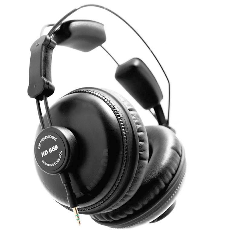 舒伯樂 Superlux HD669 封閉式 耳罩式耳機 總代理公司貨 保固一年