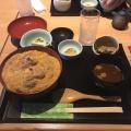 親子丼御膳 - 実際訪問したユーザーが直接撮影して投稿した西新宿鶏料理おもてなしとりよし 西新宿店の写真のメニュー情報