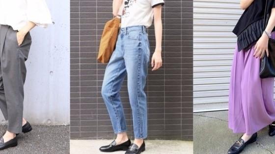 真的比想像中還實穿!難怪「樂福鞋」穿搭是日本都會女子的首選造型