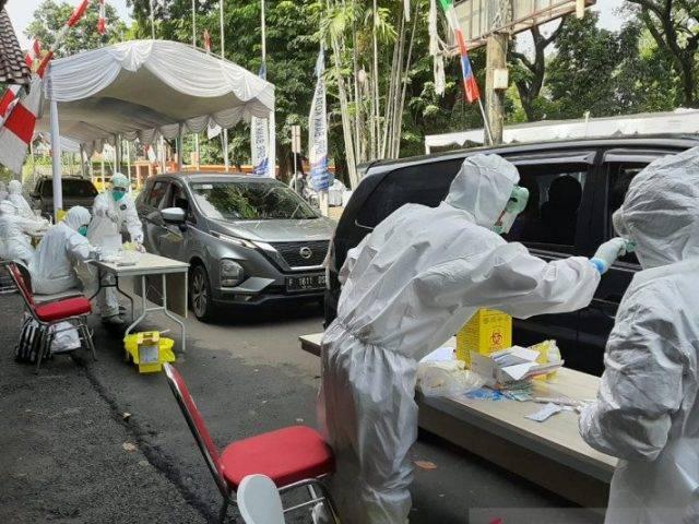 Dinkes DKI Gelar Rapid Test, Hasilnya 121 Warga Jakarta Positif Korona