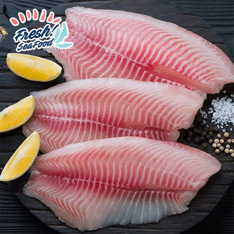 嚴選新鮮鯛魚,低脂肪與高蛋白以及豐富營養,口感細緻香甜也無腥味,讓全家人都愛吃魚!每片已經處理乾淨,方便您烹飪!厚實大規格,多種料理方式豐富每一天菜色!真空塑膠袋乾淨衛生!