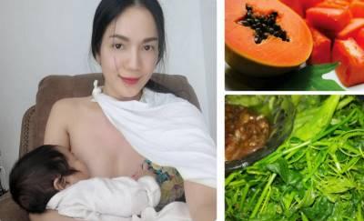 7 thực phẩm giúp tăng cường sữa mẹ, con bú nhanh chóng lớn, đầy tháng đã tròn ủm