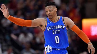 Russell Westbrook 不滿於《NBA 2K20》的能力評分!