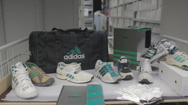 新聞分享 / adidas Originals 呈現 Equipment 系列紀錄片