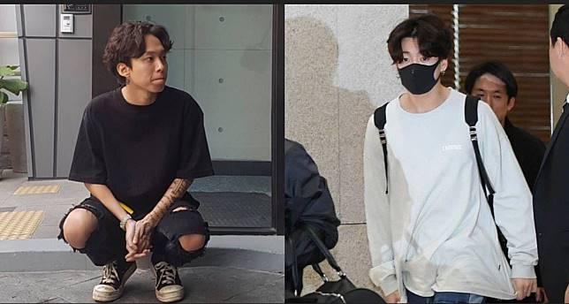 Perdebatan Soal Foto Dirinya dan Jungkook BTS, Hash Swan Minta Fans Tahu Batasan