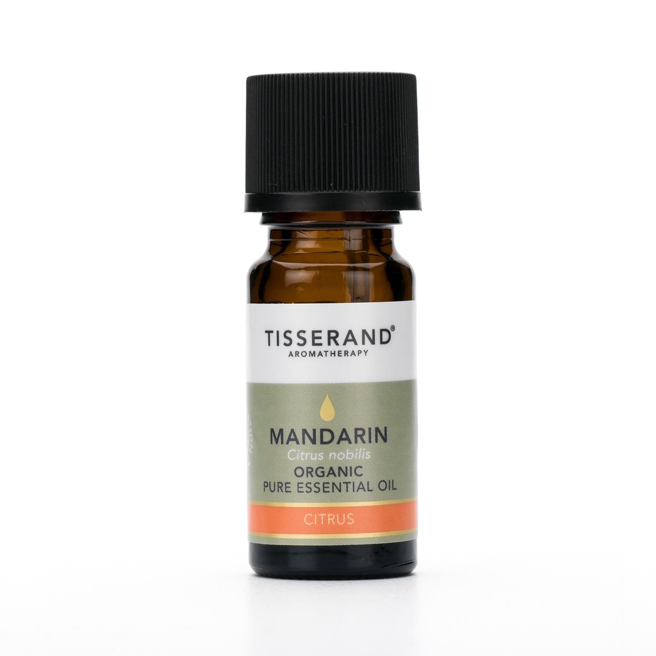 桔子(有機)精油 MANDARIN ORGANIC 9ml