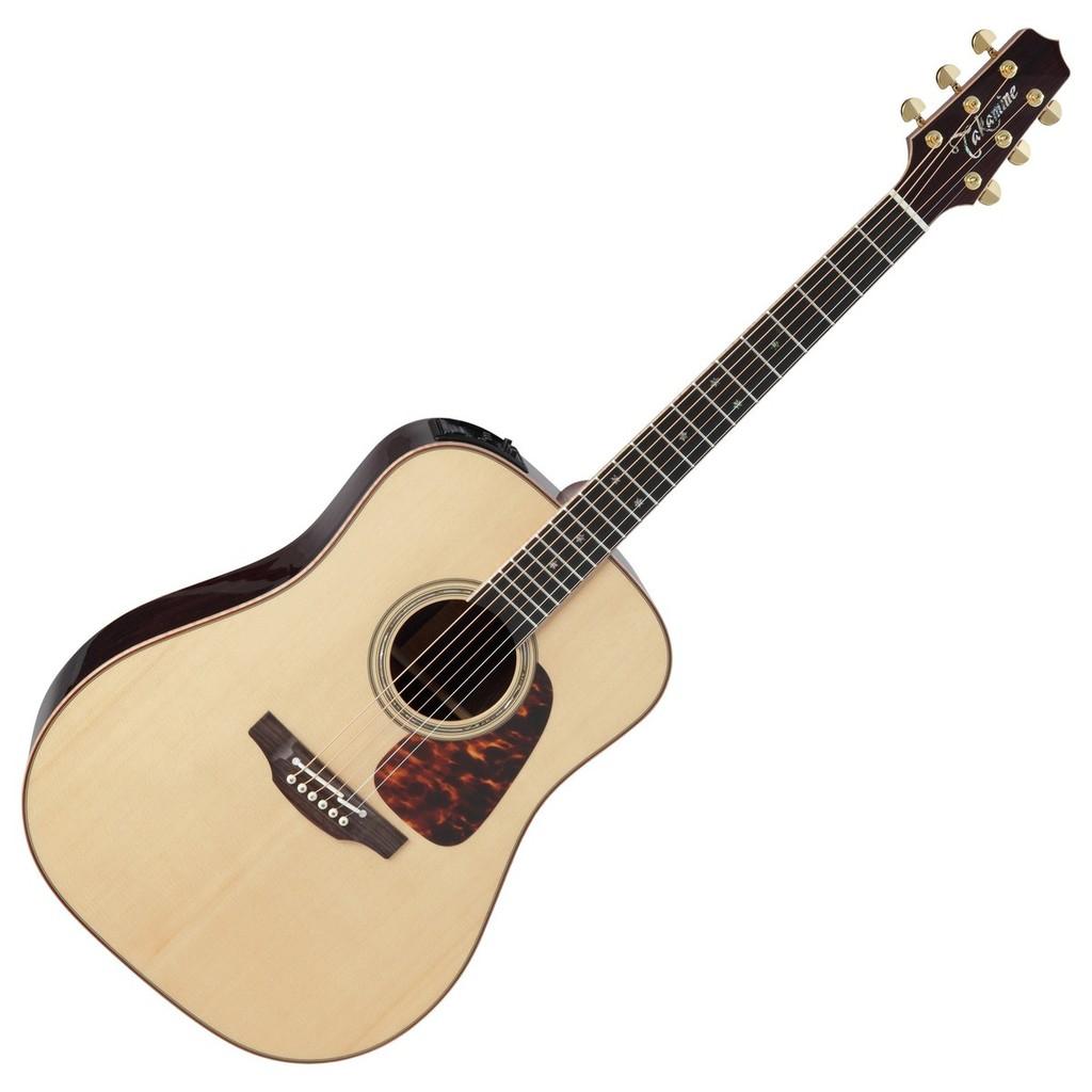 Takamine 日本高峰吉他 Pro最頂級7系列 P7D 日本原廠手工製作 老師傅們的精湛製琴工藝 造成最頂級的Pro 7系列琴款 選用最高級的西卡雲杉面板以及印度玫瑰木側背板 聲音渾厚有穿透力且甜