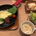 盛り合わせラクレット - 実際訪問したユーザーが直接撮影して投稿した千駄ケ谷チーズ料理CHEESE KITCHEN RACLER 新宿の写真のメニュー情報