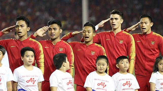 Timnas Indonesia U-22 Vs Vietnam U-22