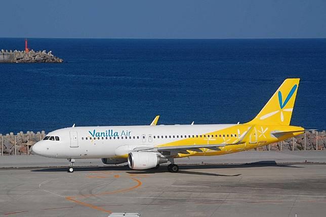 在停飛香港東京航線前,香草再推平價機票。(互聯網)