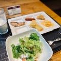 朝食 - 実際訪問したユーザーが直接撮影して投稿した歌舞伎町イタリアンボンサルーテカブキの写真のメニュー情報