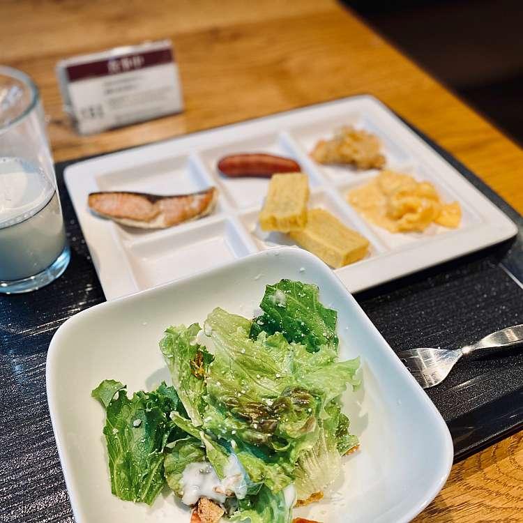 ユーザーが投稿した朝食の写真 - 実際訪問したユーザーが直接撮影して投稿した歌舞伎町イタリアンボンサルーテカブキの写真