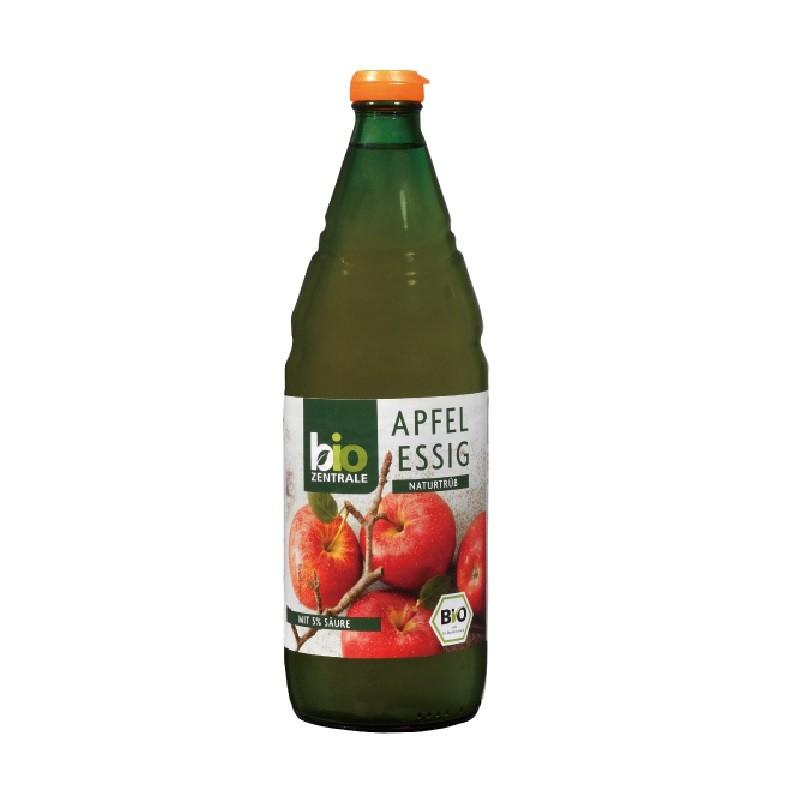德國有機蘋果醋-未過濾750ml