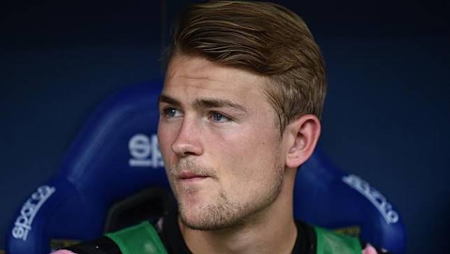 Koeman Menilai  de Ligt Belum Siap untuk Jadi Starter Juventus