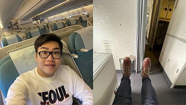 百萬網紅Joeman發文透露近日去首爾所觀察到的情況。(圖/翻攝自Joeman臉書)